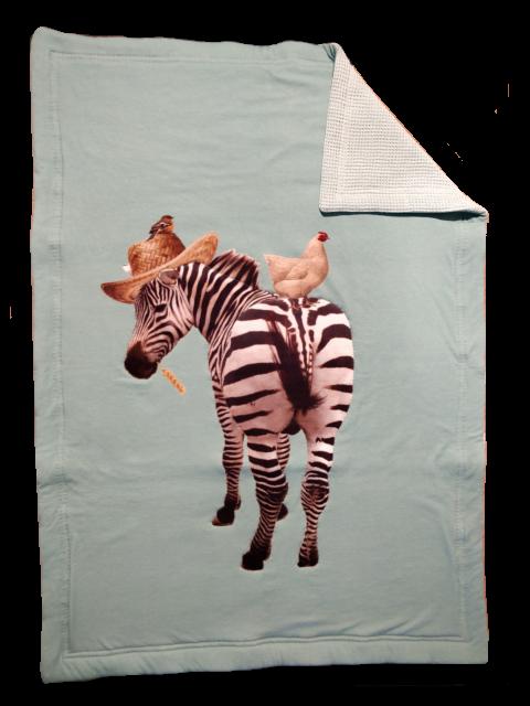 Deken Zebra