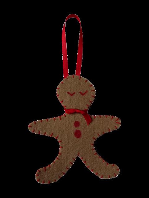 Gingerbread hanger