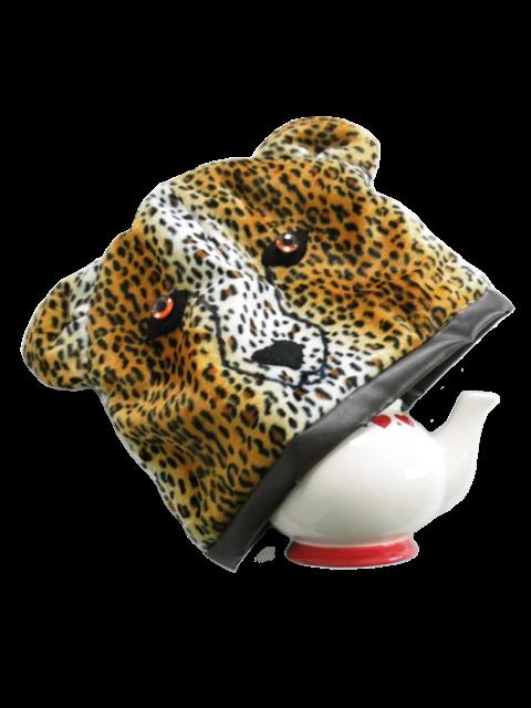 Cheetah theemuts extra groot